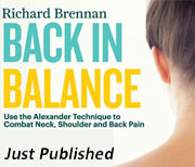 Back In Balance by Richard Brennan, just published 2013