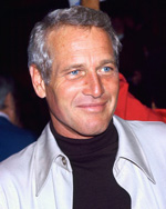 Photograph of Paul Newman